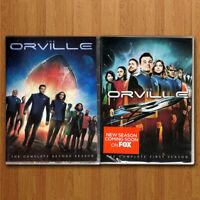 The Orville Season 1 & Season 2 ( DVD 2019 Region 1 ) US seller Fast shipping
