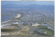 KOREA Olympische Spiele Olympic Games 1988 unused Olympic stationery postcard