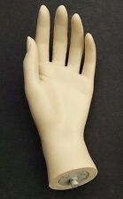 MN-HandsF-QS FLESHTONE LEFT Female Mannequin Hand Display (FLESHTONE ONLY)