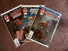 SPIDER-MAN: The THOUSAND #1-3 Lot- Garth Ennis & Glen Fabry/PREACHER*John McCrea