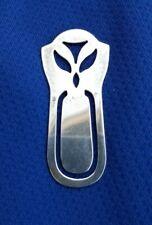 Rare retired James Avery sterling silver 925 descending dove bookmark