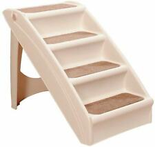 EONO Essentials Foldable Stairs for Pets, Dogs, Cats