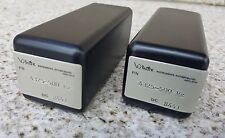 Vintage WHITE INSTRUMENT 4325 Bi-amp Crossover Network Hi Pass Filter Set of 2
