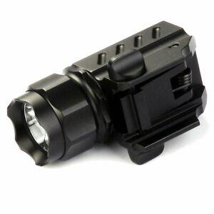 TrustFire G01 LED Tactical Flashlight 2-Mode 210LM Pistol Handgun Torch Light