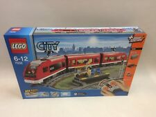 New Sealed Lego 7938 Passenger Train Rare Discontinued Mint Condition