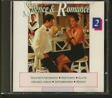 SILENCE & ROMANCE 2 CD JOHNNY PEARSON KAJEM FUTURE WORLD ORCHESTRA easy listenin