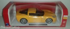 1:24 Scale NewRay 2010 Chevrolet Corvette Grand Sport - Yellow