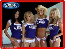 Bud Light Cowgirls Refrigerator Magnet