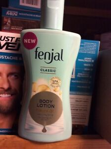 fenjal Classic Body Lotion, 200 ml NEW