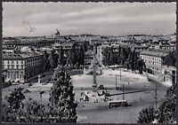 AA4666 Roma - Città - Piazza del Popolo vista dal Pincio - Cartolina - Postcard