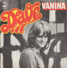 FR - DAVE - Vanina (Runaway) / Mille Et Une Vies - 45rpm  - CBS Records - 1974