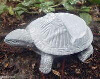 Latex turtle pot foot mold plaster concrete tortoise casting mould