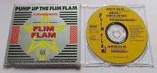 Tolga Flim Flam Balkan - PUMP UP THE FLIM FLAM - Maxi CD 1988