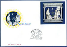 FDC NATALE 2016 CHRISTMAS Cancel 25/12 NOËL VATICAN First Day Cover FILITALIA