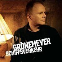 "HERBERT GRÖNEMEYER ""SCHIFFSVERKEHR"" CD NEU"