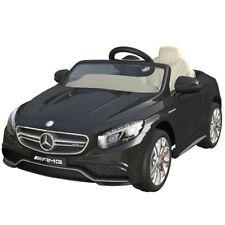 Mercedes-Benz AMG S63 véhicule auto enfants voiture électrique 2 X MT 12V SW