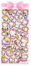 Sanrio Hello Kitty Seal Stickers Sticker Sheet Kawaii Japan A