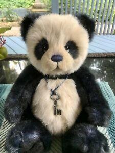 Charlie Bears Yin Panda