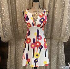 Just Cavalli Coctail Floral Dress