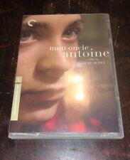 Mon Oncle Antoine Claue Jutra (Criteria) 2  DVD Set Region 1 US/Canada NTSC