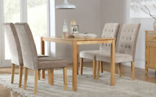 Beige Table & Chair Sets