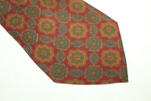 ETON BLUES Silk tie Made in Italy F14462