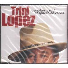 Trini Lopez Cd'S Singolo Cancion Azul Te Quiero De Veras / Panarecord Sigillato