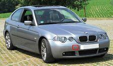 BMW NUOVO ORIGINALE 3 E46 Compact 00-06 Paraurti Anteriore M Sport Gancio di traino copertura 7894751