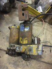 Used Meyer Meyers E47 Snowplow Pump Snow Plow Power Pack Core For Parts