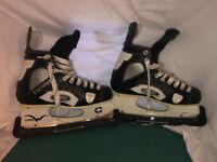 Tour Hockey Tr-950 Ice Hockey Skates Retrofit Size 8