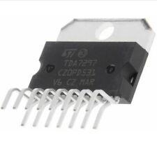 TDA7297 Circuito Integrado 15+15W Dual Bridge amplifier