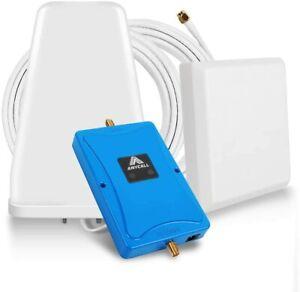 4G LTE 800/2600MHz Handy Signalverstärker Repeater Verstärker Kit Daten Stimme