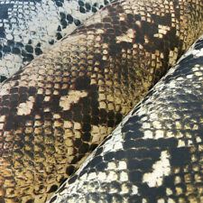 Snakeskin Print Polyester Fabric 54/56