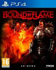 Bound by Flame per Sony Playstation 4 Ps4 Usato GARANTITO