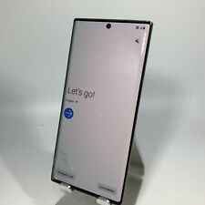 10 Samsung Galaxy Note Plus 256GB Aura resplandor AT&T Frontal/vidrio trasero roto
