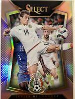 2015 Panini Select Soccer Prizms Pink #90 Javier Hernandez #17/20