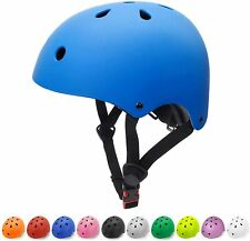 Kids Bike Helmet Children Multi-Sport Certified Ventilation Adjustable