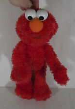 "14"" SESAME STREET ELMO SOFT TOY PLUSH"