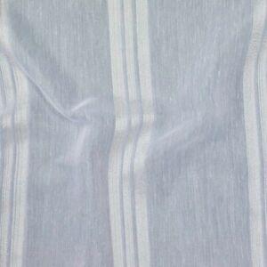 "P Kaufmann GONDOLA STRIPE Sheer fabric 118"" wide By the yard"