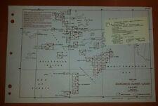 1943 US Army Maps Dodecanese Islands 1:25,000 AMS M801 Kos Leros Rhodes Rodi