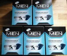 Tena Men protective shield 5x14= 70 Stück Slipeinlagen Schwarz OVP Einlagen Mann
