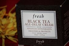 FRESH BLACK TEA AGE DELAY CREAM FULL SIZE 1.6 OZ NEW AUTHENTIC FRESH IN BOX