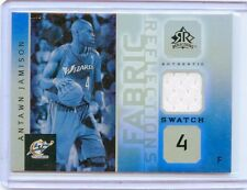 2005-06 REFLECTIONS #FR-AJ ANTAWN JAMISON JERSEY #44/50 - WASHINGTON WIZARDS
