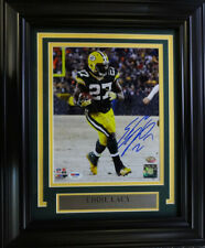 EDDIE LACY AUTOGRAPHED SIGNED FRAMED 8X10 PHOTO GREEN BAY PACKERS PSA/DNA 90600
