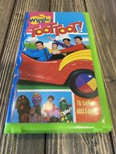 The Wiggles Toot Toot VHS 2001