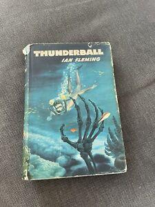 Thunderball James Bond Ian Fleming The Book Club First Edition 1961 Hardback
