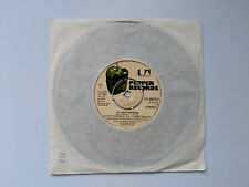 """Scott Fitzgerald and Yvonne Keeley - If I Had Words - 7"""" vinyl 1977"""