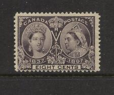 Canada    56    Mint    8 cent  Jubilee          MS0616