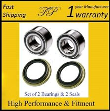 Front Wheel Hub Bearings & Seals FOR 2000-2006 Toyota Tundra 2WD (PAIR)
