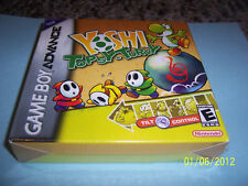 Yoshi Topsy Turvy  (Game Boy Advance, 2005) new gba